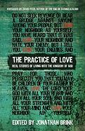 The Practice of Love - Brink, Jonathan