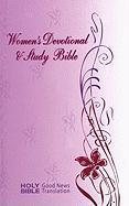 Women's Devotional & Study Bible-Gnt