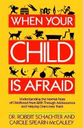 When Your Child Is Afraid - Schachter, Robert