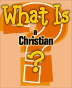 What Is a Christian? - Buchholz, Pamela