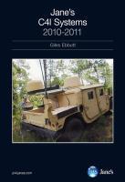 Jane's C4I Systems - Ebbutt, Giles