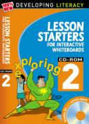 Lesson Starters for Interactive Whiteboards - Moorcroft, Christine