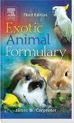 Exotic Animal Formulary - Carpenter, James; Carpenter, James W.