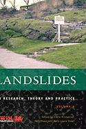 Landslides in Research, Theory and Practice, Volume 1