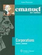 Corporations - Emanuel, Steven L.