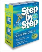 Microsoft SharePoint 2010 Kit