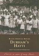 Durham's Hayti - Vann, Andre D.; Washington Jones, Beverly