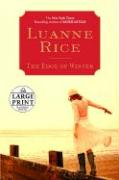 The Edge of Winter - Rice, Luanne