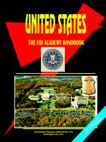 Us FBI Academy Handbook