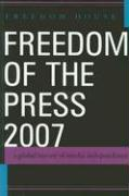 Freedom of the Press: A Global Survey of Media Independence