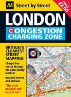 London Congestion Charging Map