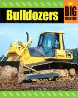 Bulldozers - Glover, David