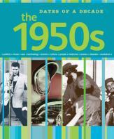 1950s - Harrison, Paul