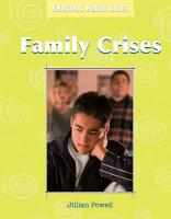 Family Crises - Powell, Jillian