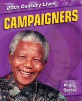 Campaigners - Steele, Philip