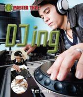 DJ-ing - Anniss, Matt