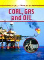 Oil, Gas and Coal - Morgan, Sally