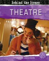 Theatre - Anderson, Judith