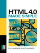 HTML 4.0 Made Simple - McBride, P. K.; Mcbride, Nat