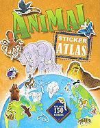 Animal Sticker Atlas - Chancellor, Deborah