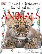 The Little Brainwaves Investigate... Animals - Bingham, Caroline