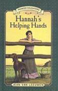 Hannah's Helping Hands - Van Leeuwen, Jean