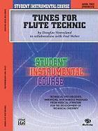 Tunes for Flute Technic: Level Two (Intermediate) - Steensland, Douglas