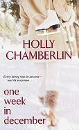 One Week in December - Chamberlin, Holly