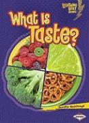 What Is Taste? - Boothroyd, Jennifer