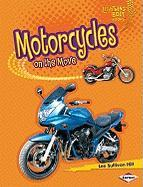 Motorcycles on the Move - Hill, Lee Sullivan