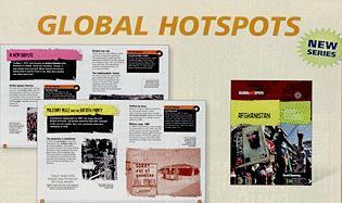 Global Hotspots