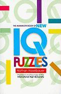 The Mammoth Book of New IQ Puzzles - Haselbauer, Nathan