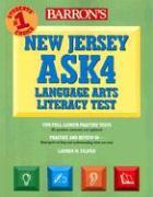 Barron's New Jersey ASK4 Language Arts Literacy Test - Filipek, Lauren M.
