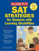 Barron's SAT Strategies for Students with Learning Disabilities - Welkes, Toni