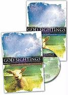 God Sightings Small Group Leader Value Pack [With God Sightings Companion Guide]