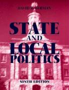 State and Local Politics - Berman, David R.