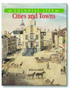 Cities and Towns - Stefoff, Rebecca