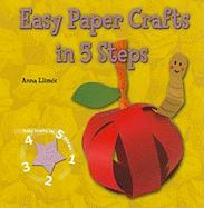 Easy Paper Crafts in 5 Steps - Llimos Plomer, Anna