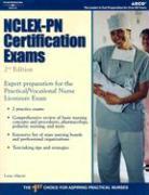 Arco NCLEX-PN Certification Exams - Aliperti, Lorna