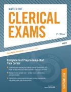 Arco Master the Clerical Exams - Heuer, Christi; Saronson, Sharon S.; Niesz, John J.