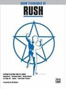 Drum Techniques of Rush: Drum Transcriptions - Rush