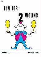 Fun for 2 Violins - Rygner, Marianne