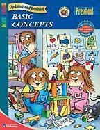 Spectrum Basic Concepts, Preschool