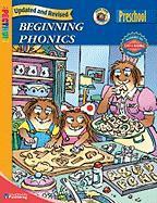 Spectrum Beginning Phonics, Preschool - School Specialty Publishing