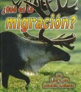 Que Es la Migracion? - Crossingham, John; Kalman, Bobbie