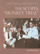 The Scopes Monkey Trial - Johnson, Anne Janette