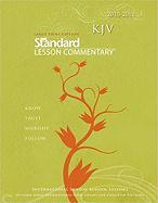 NIV Standard Lesson Commentary Large Print 2010-2011 - Standard Publishing