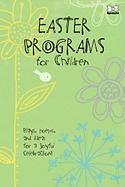 Easter Programs for Children