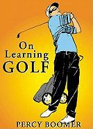 On Learning Golf - Boomer, Percy