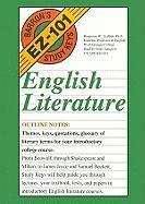 English Literature - Griffith, Benjamin W.